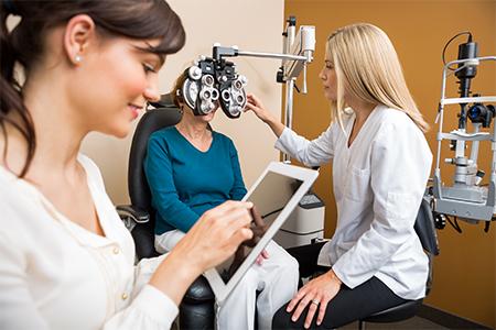 Eyecare Specialist