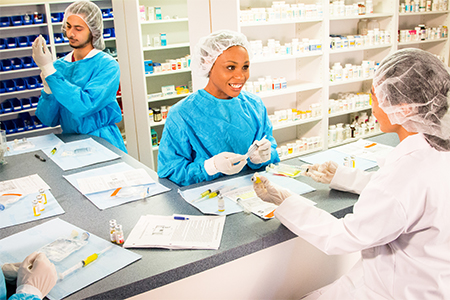 Pharmacy Technician Frequently Asked Questions