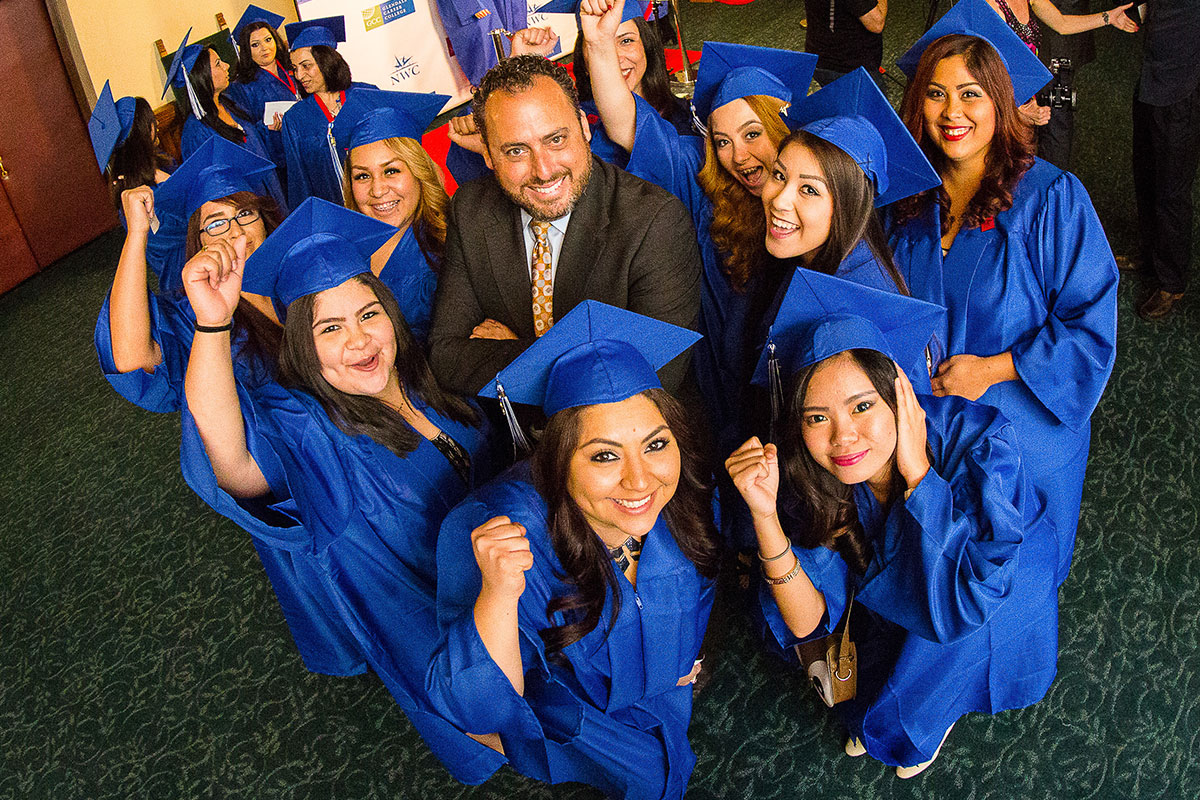 North-West College (NWC) Honors 379 Graduates at Spring Commencement