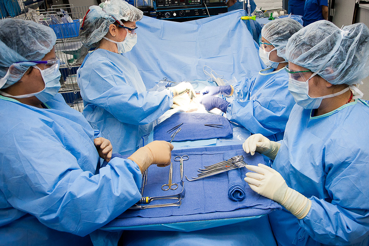 Santa Ana Surgical Technologist Program Receives CAAHEP Accreditation